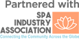 Partnered with the Spa Industry Association