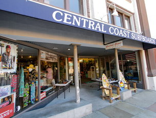 Central Coast Surfboards Gift Card