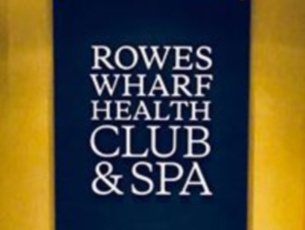 Rowes Wharf Health Club and Spa Gift Card