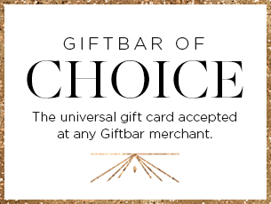 *GiftBar of Choice* Gift Card