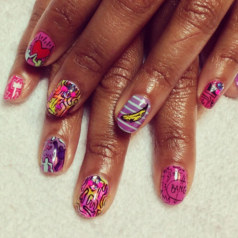 Chicago NailArtDesign AstroWifey03