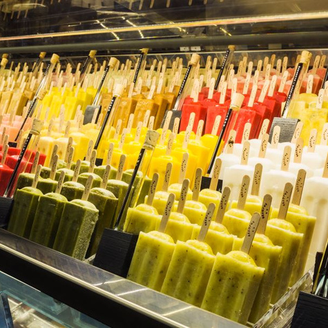 enjoyers vegan popsicles flavours