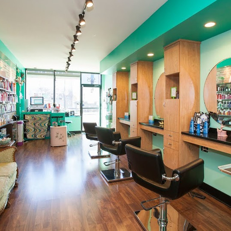 Chicago WomensHairNailSalon ChromaK803