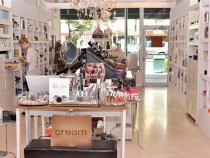 Cream Beauty Gift Card