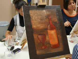 Wine and Art Nights Gift Card