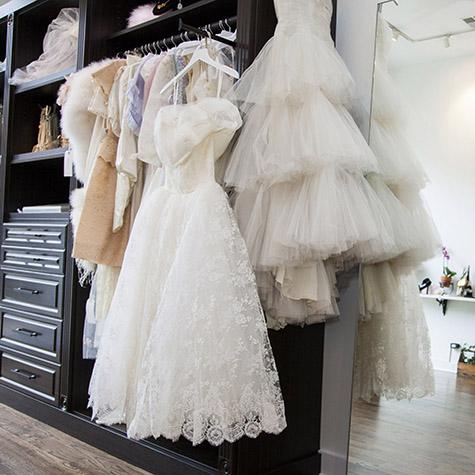 Chicago WeddingVintageBoutique Meringue02