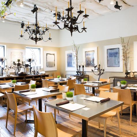 Dallas FoodLunchRestaurantBoutique TRoom01