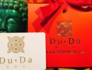 The Du Da Spa Gift Card